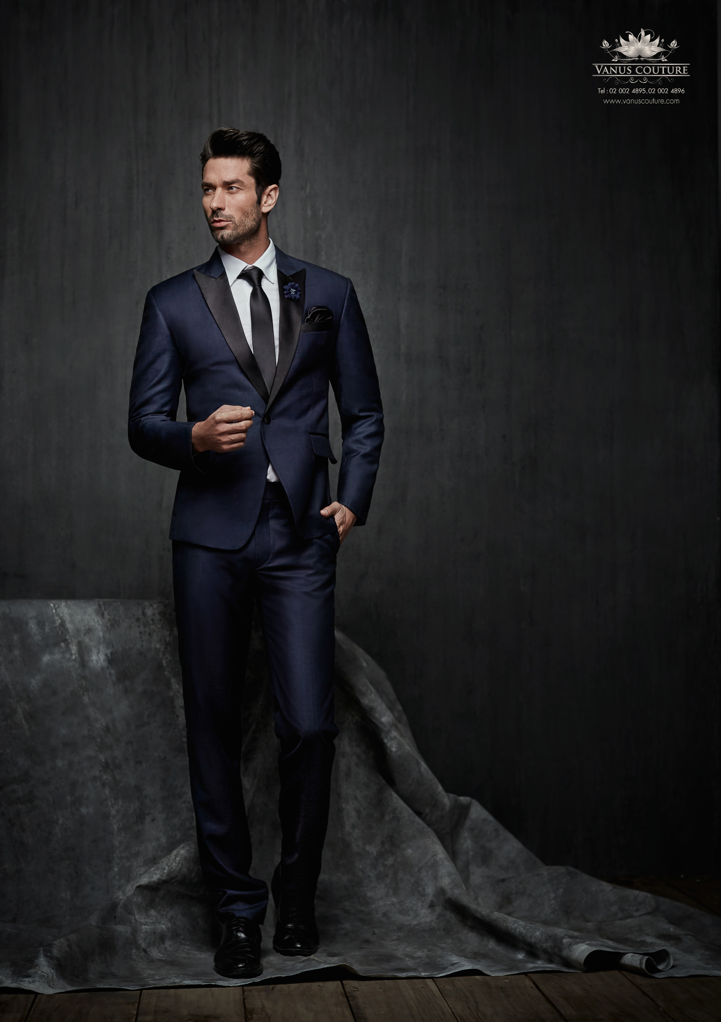 Groom suit - Justin 02