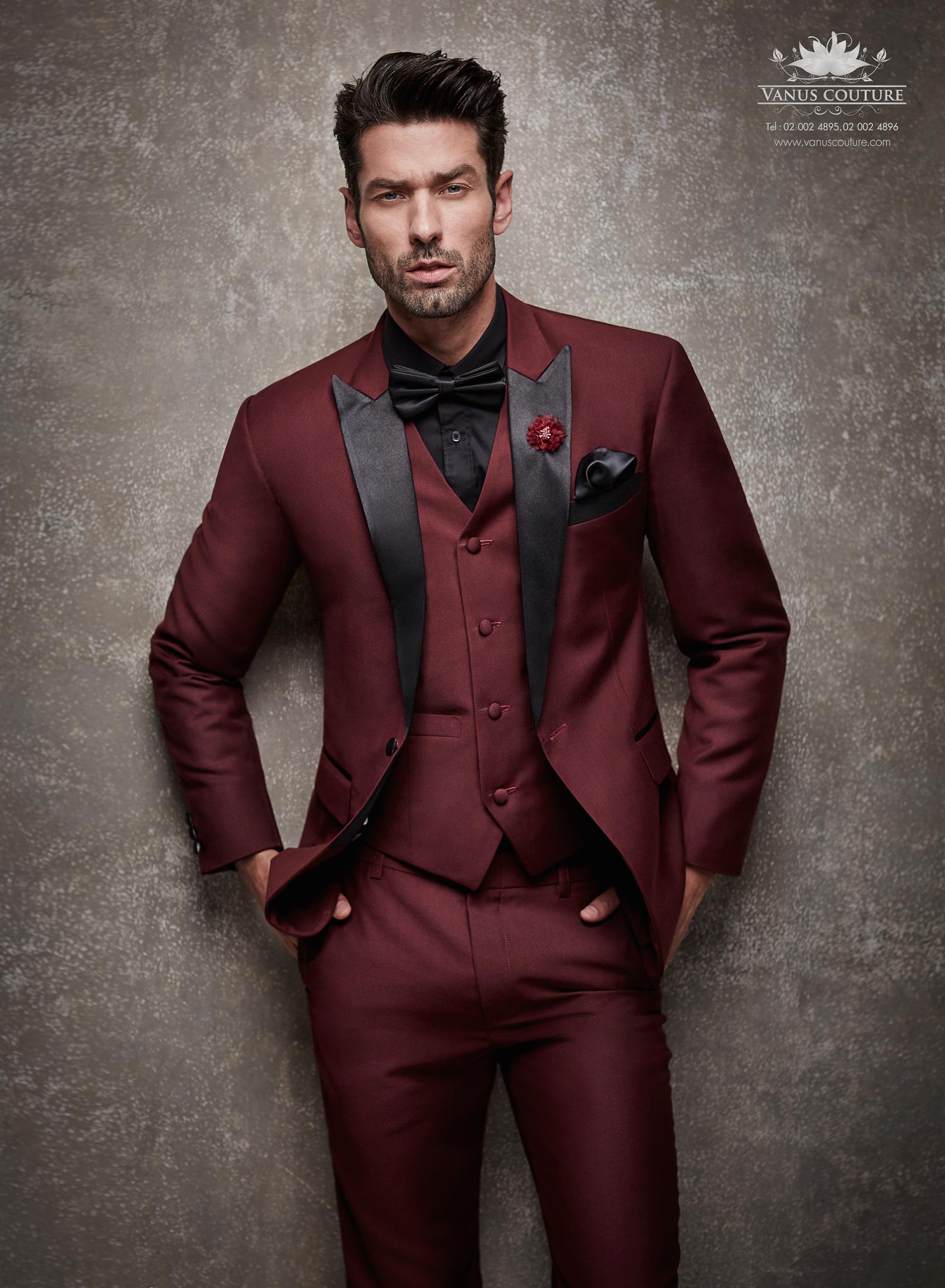 Groom suit - Justin 06