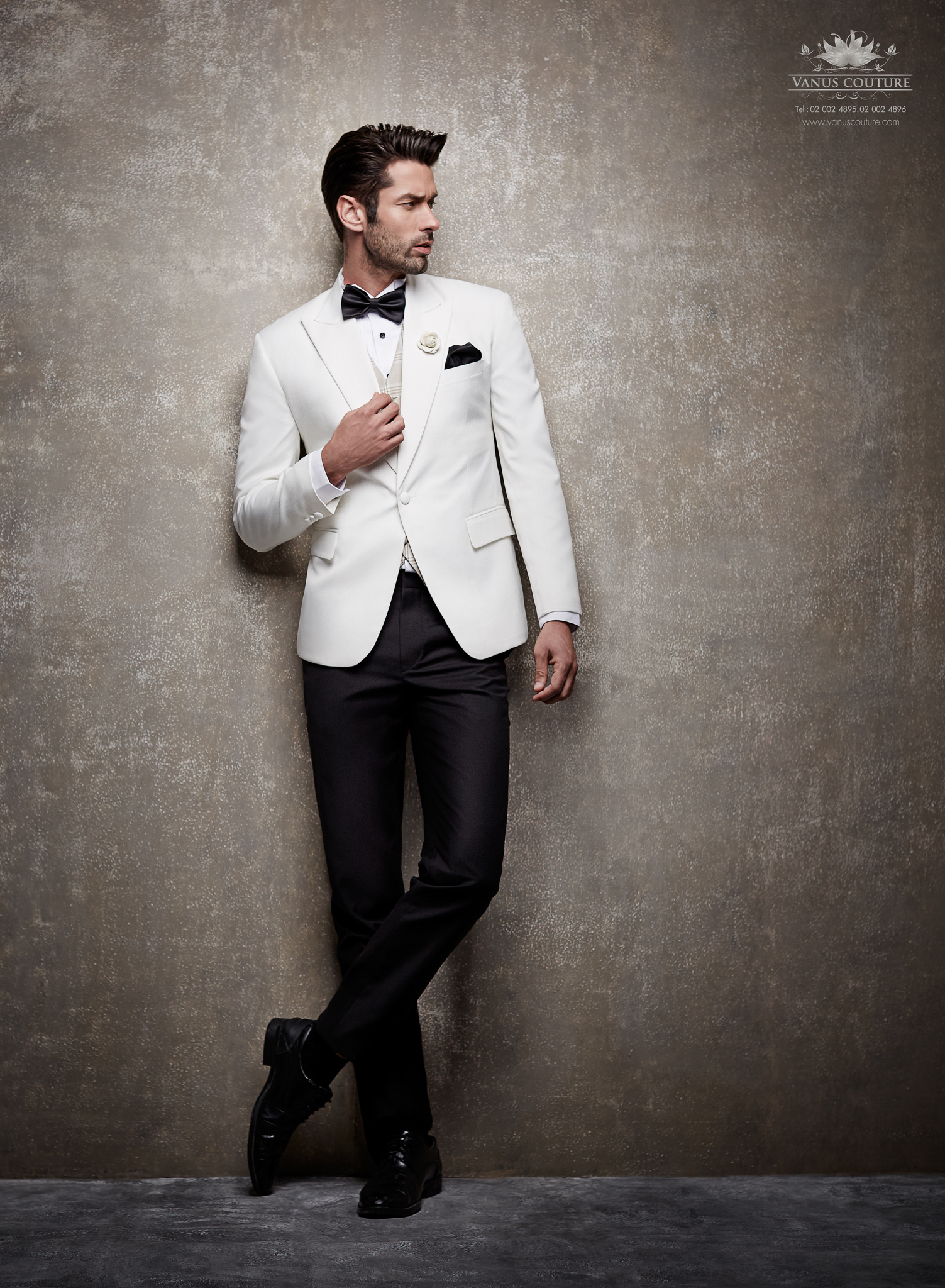 Groom suit - Justin 07