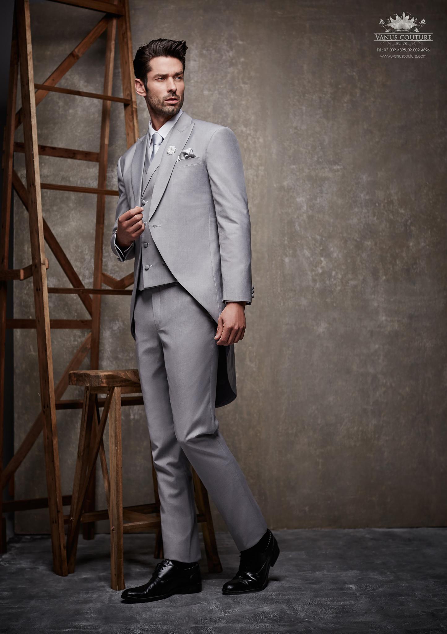 Groom suit - Justin 08