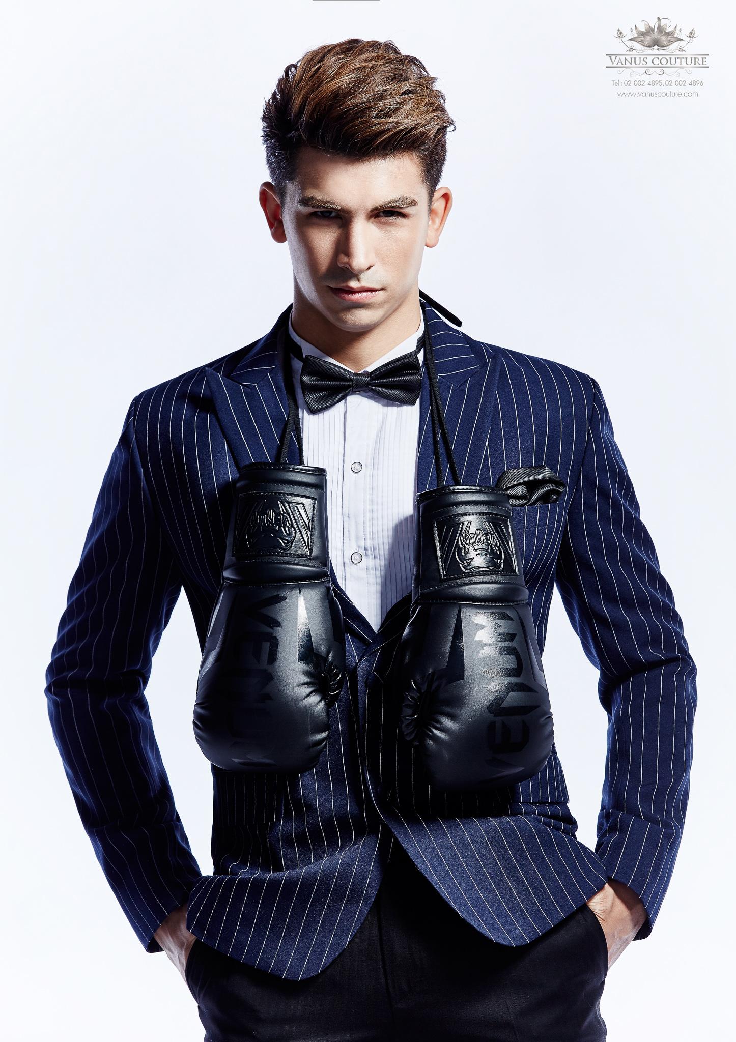 Groom suit - Antoun 02