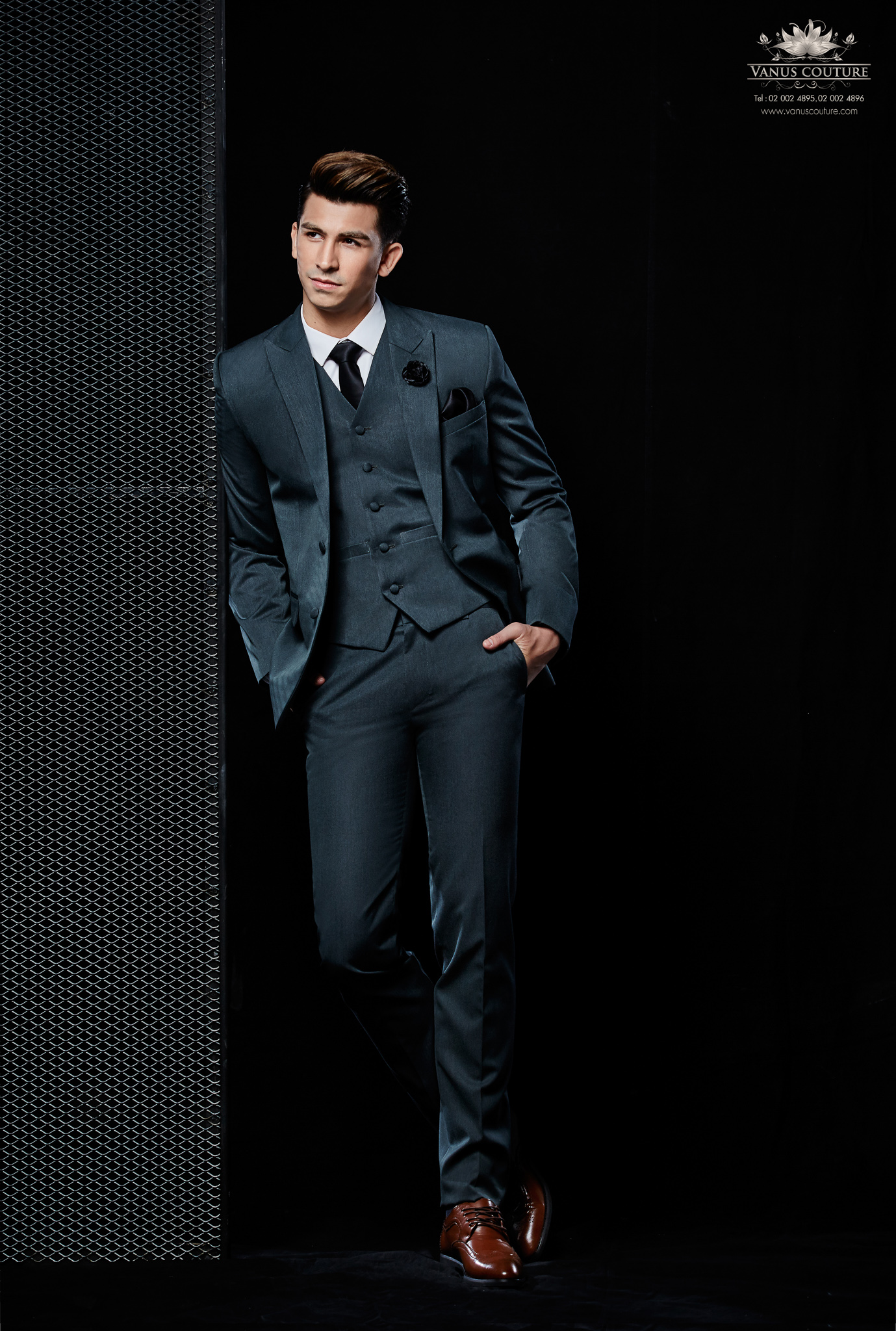 Groom suit - Antoun 09