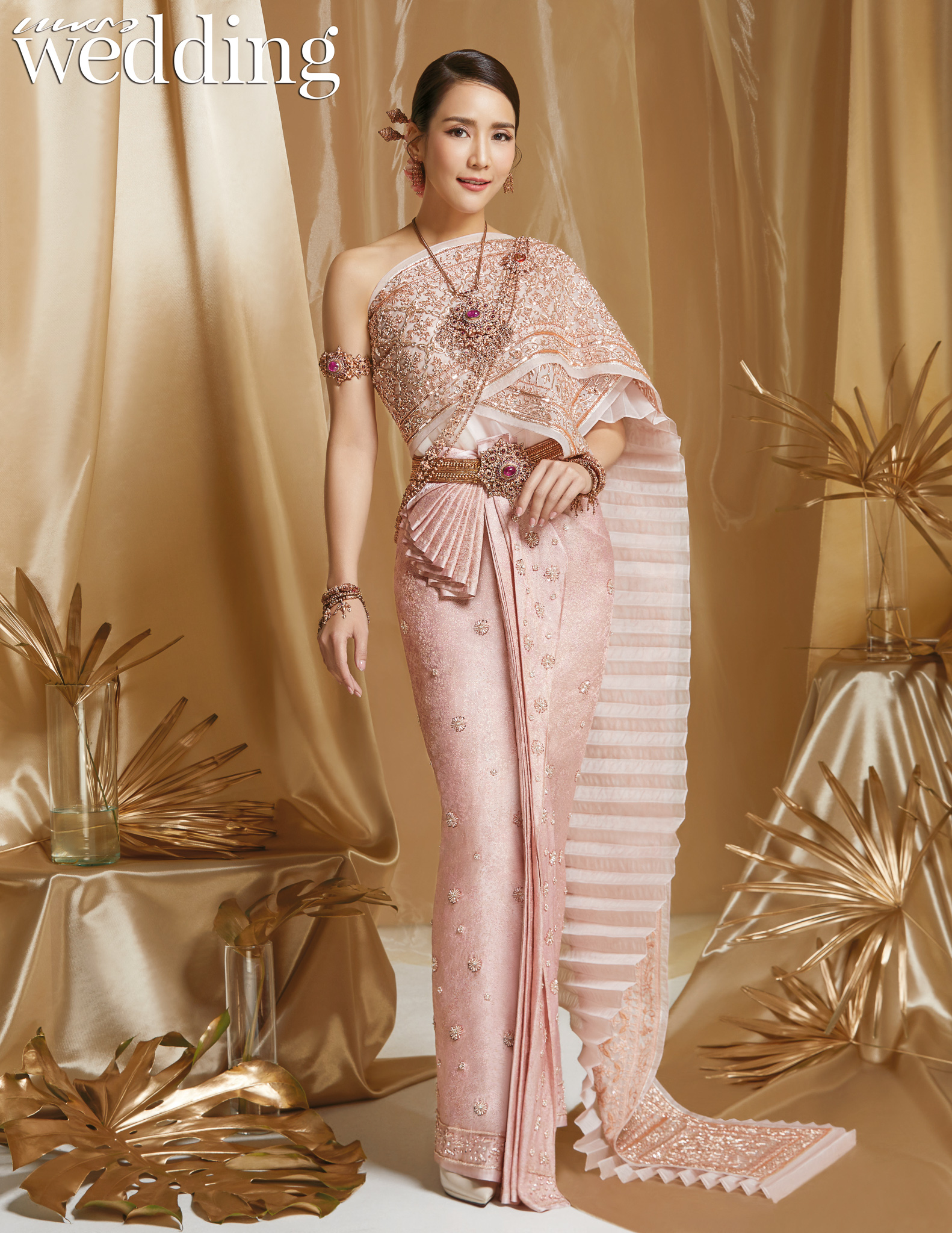 Thai traditional dress - Jakjaan 04