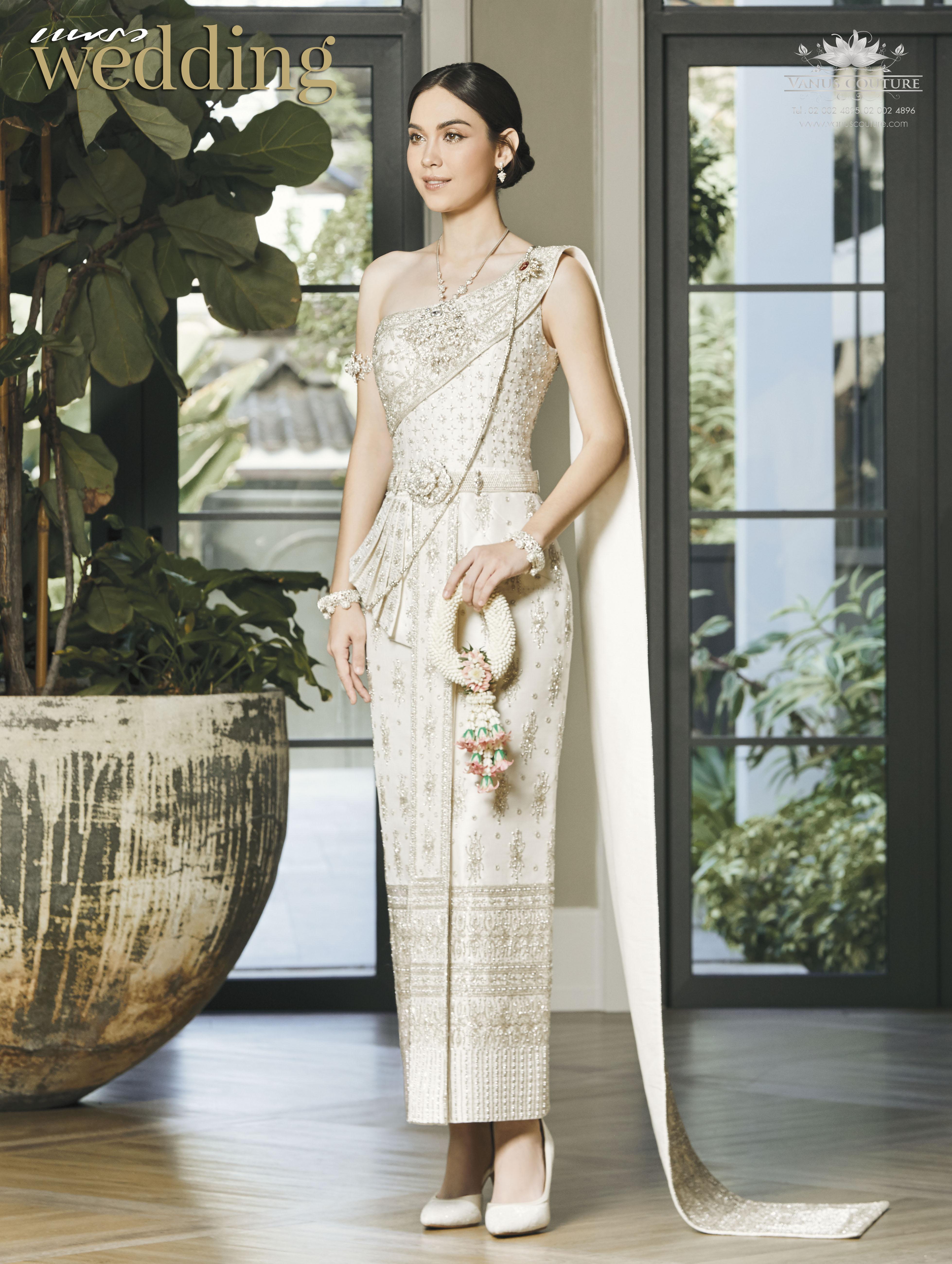 Thai traditional dress - Matt 06