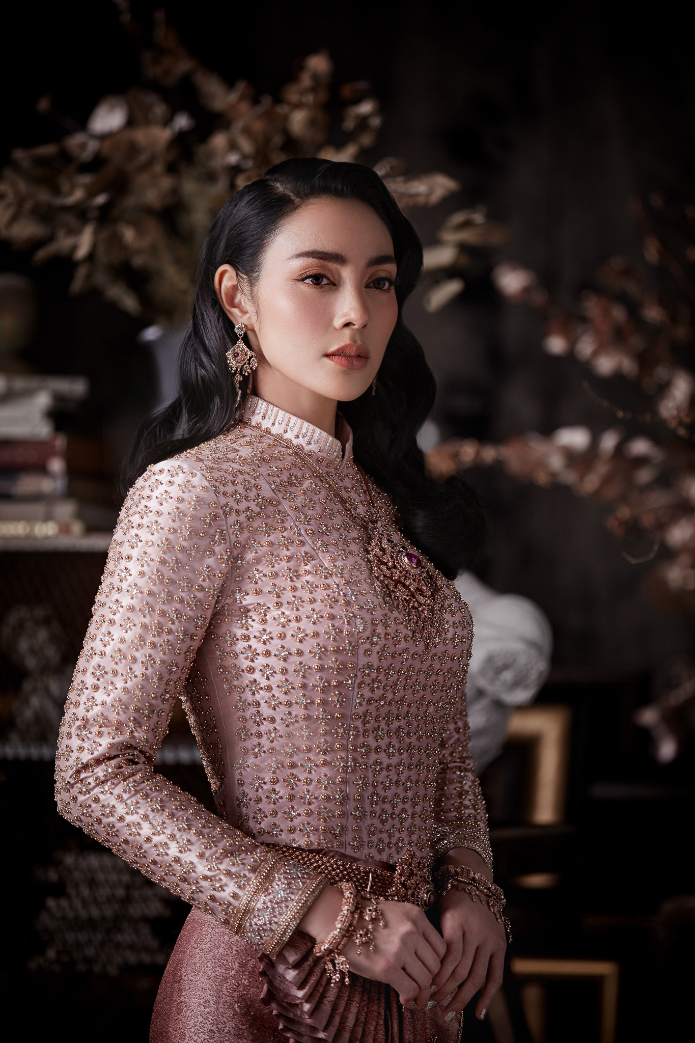 Thai traditional dress - Tak 09
