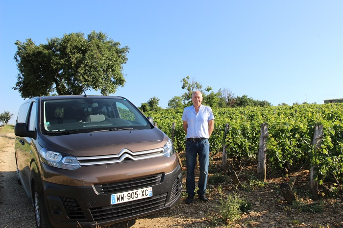 Nick private tour guide for wine tours