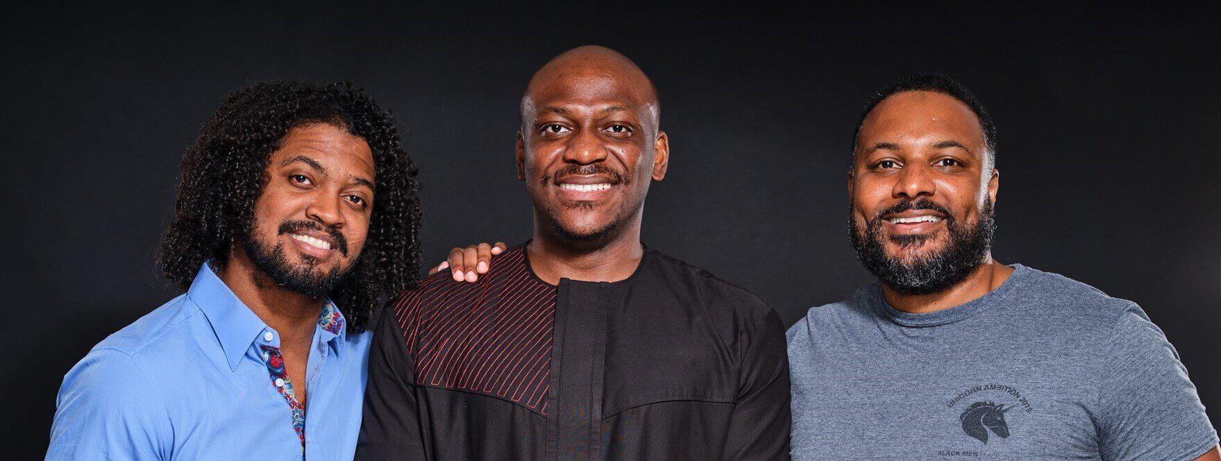 Black Men Talk Tech founders