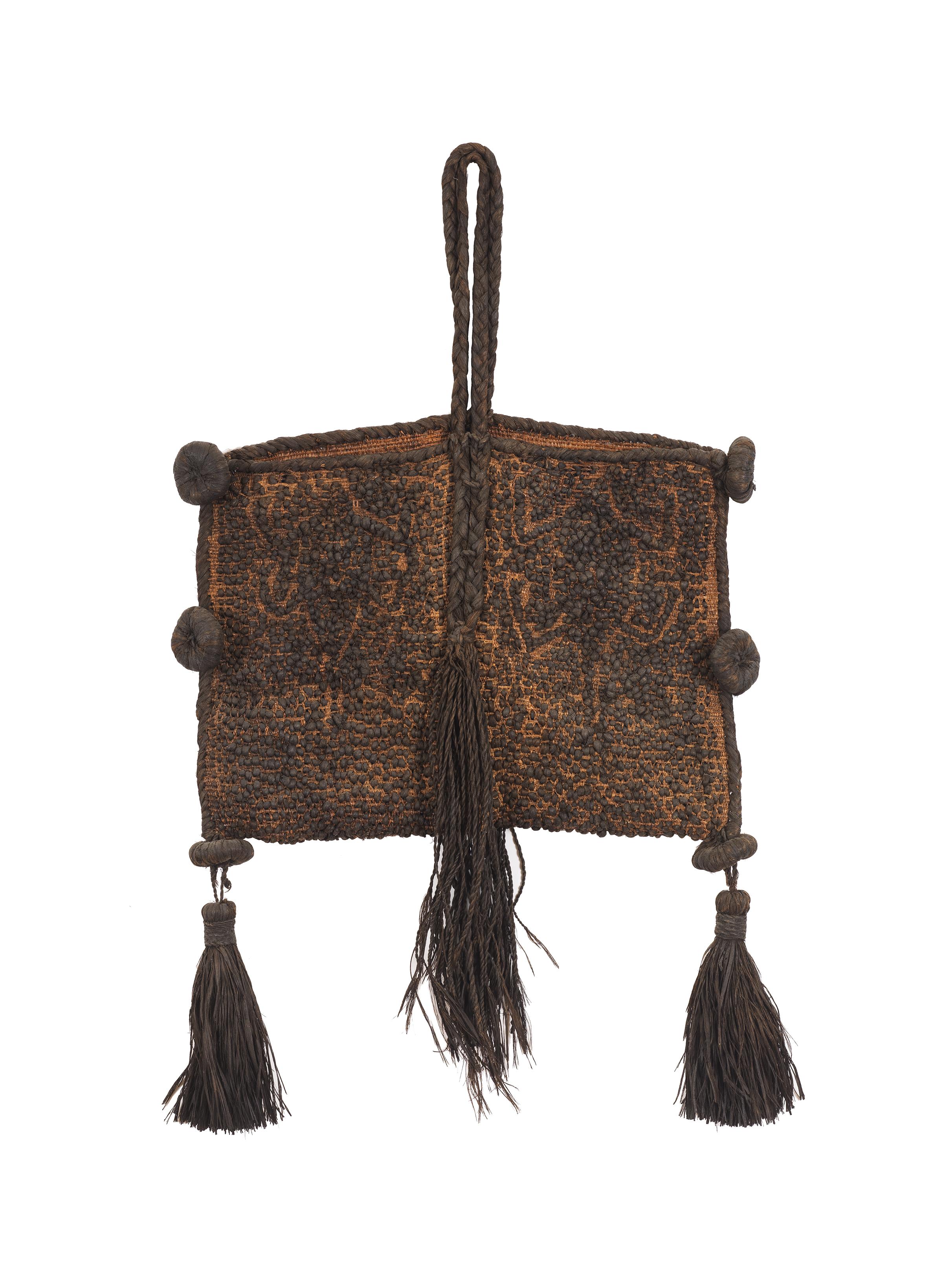 Bamoun Ceremonial Bag or Insignia