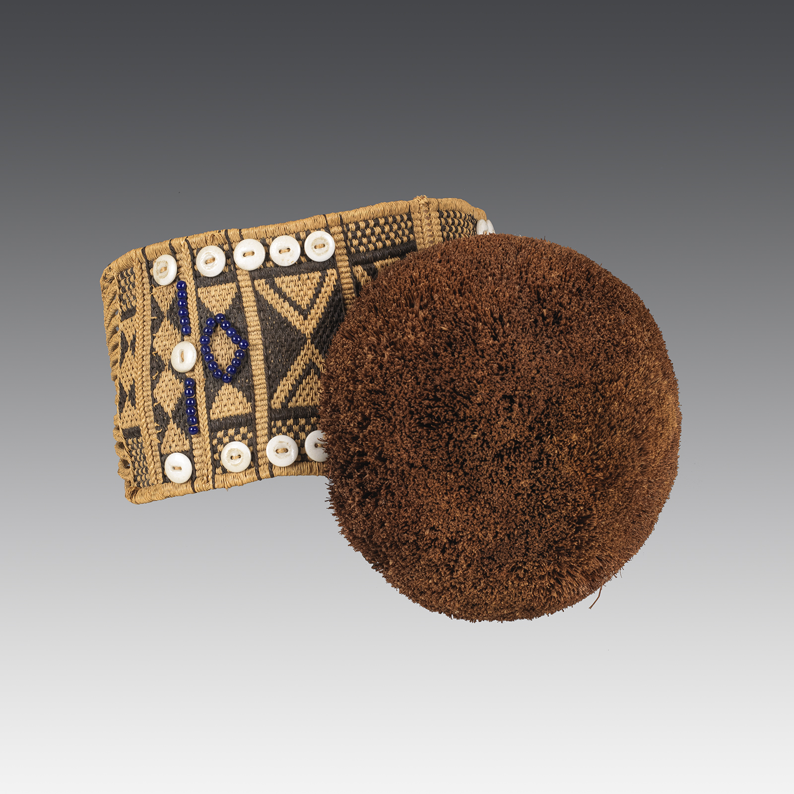Woman's Ornamental Belt