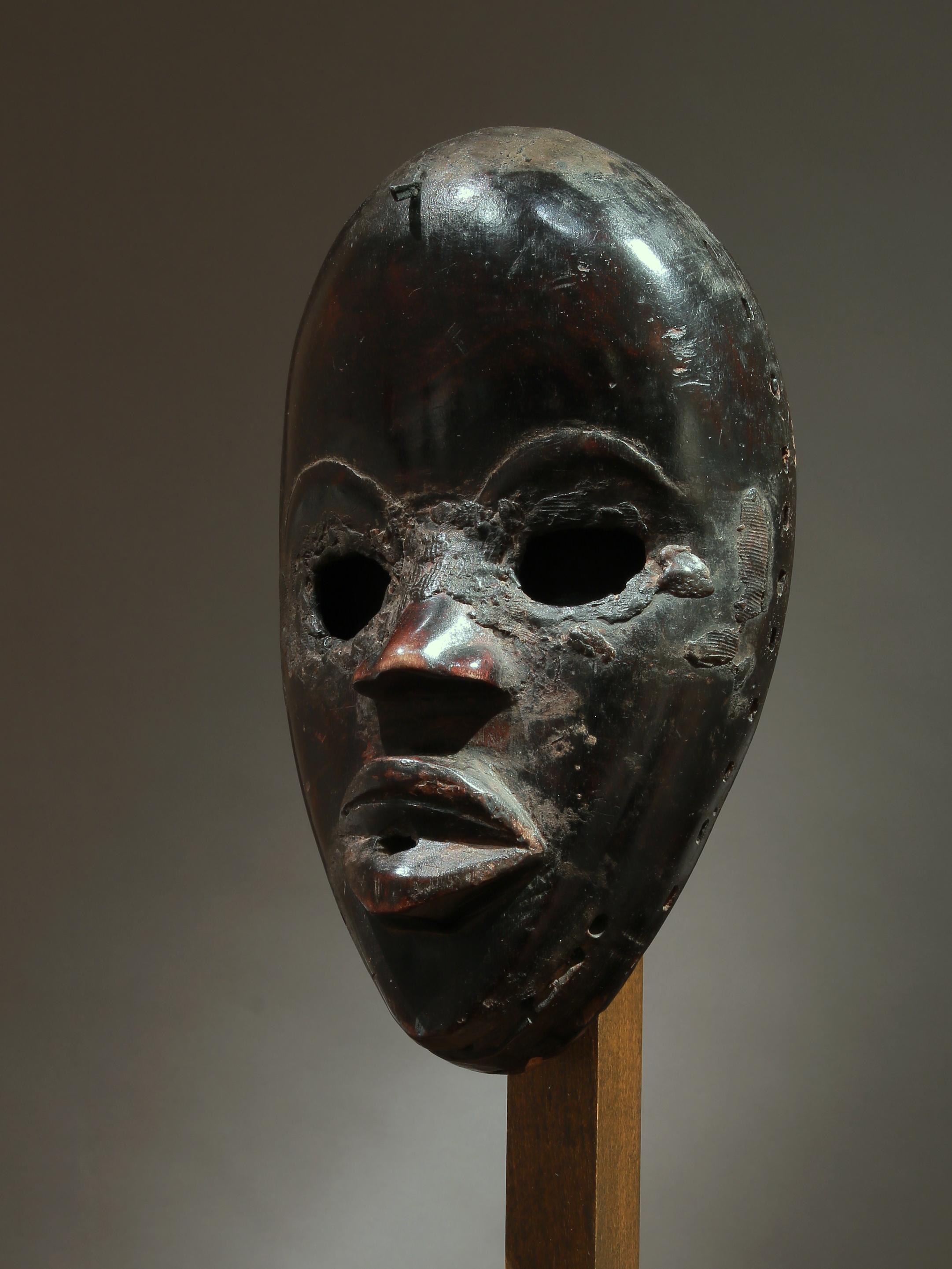 """zakpei"" face mask"