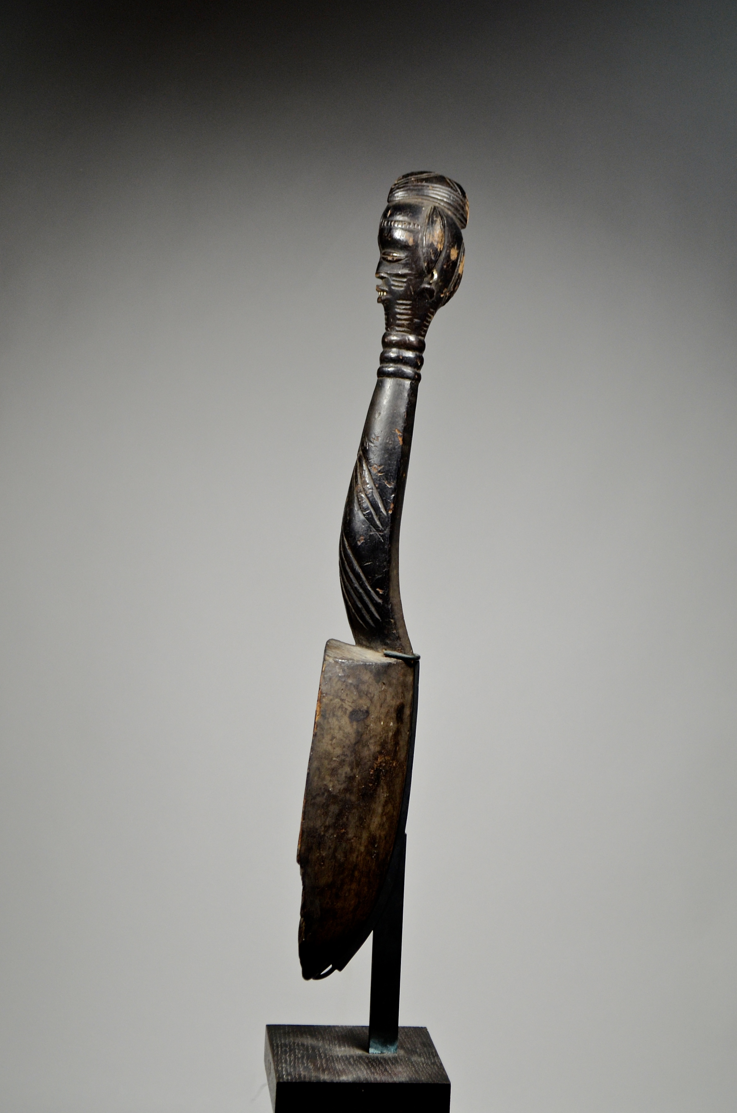 Dan figurative ladle