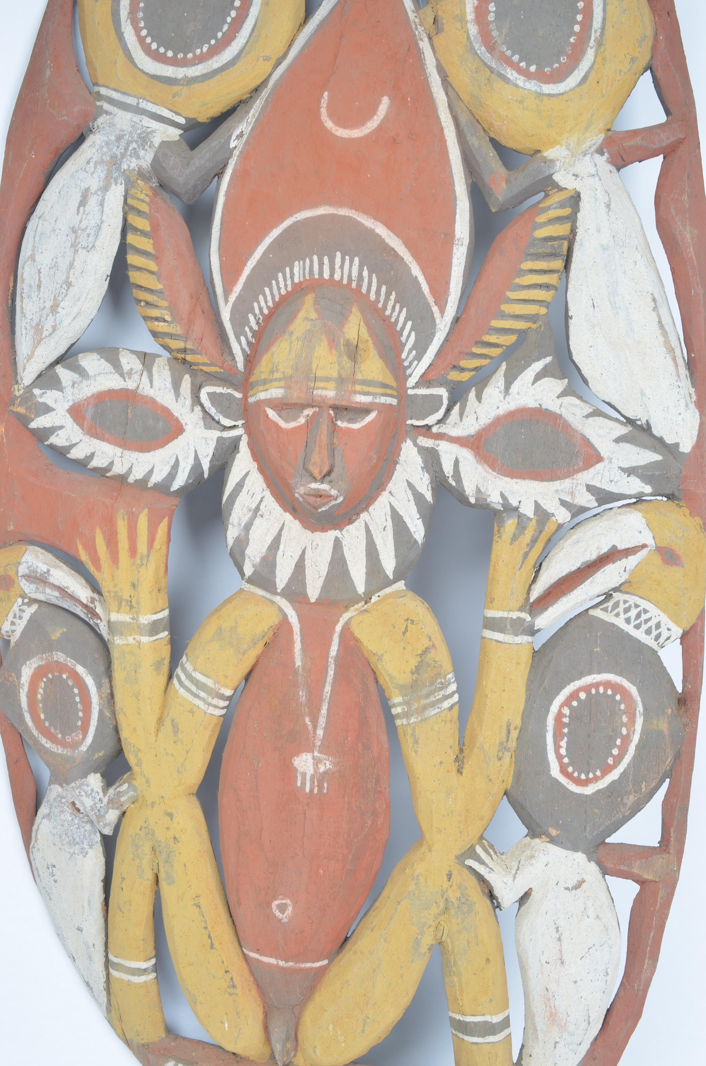 Tambaran house panel