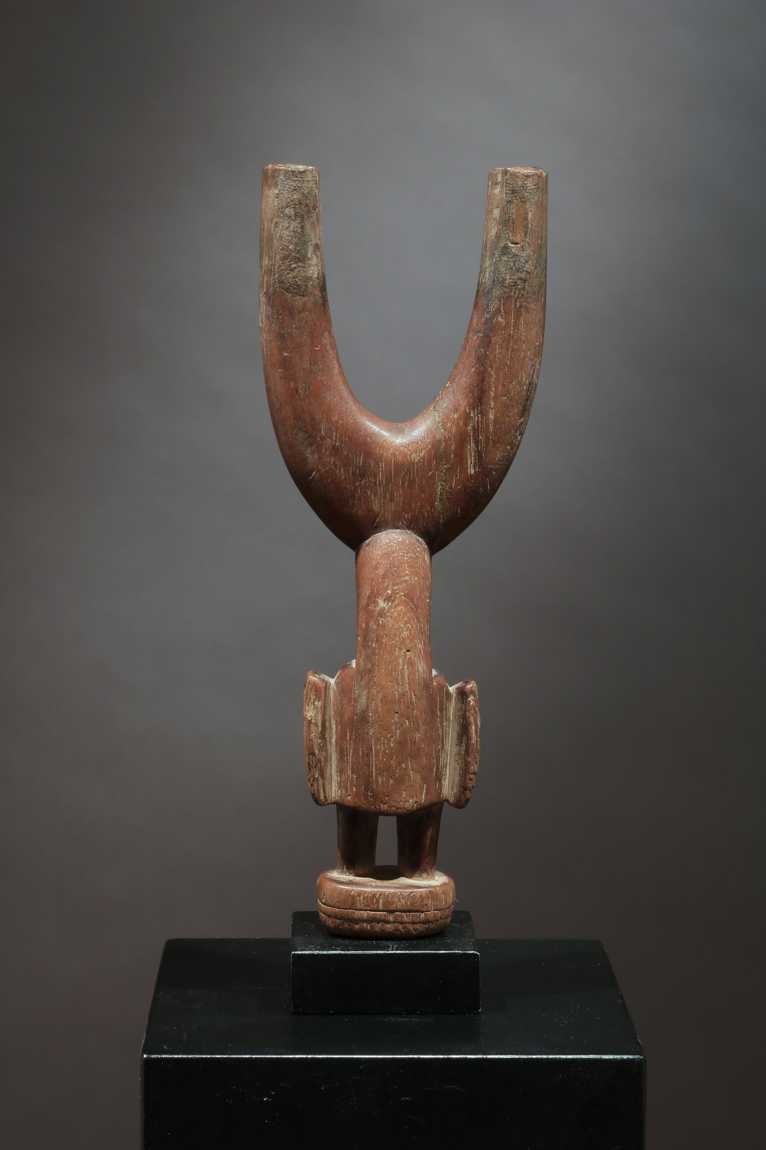 Slingshot / Catapult with Calao bird