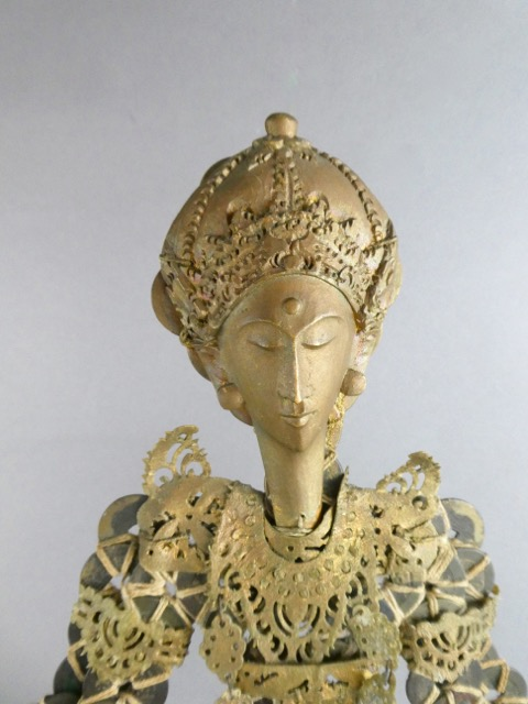 Bali Coin Figure, Dewi Sri