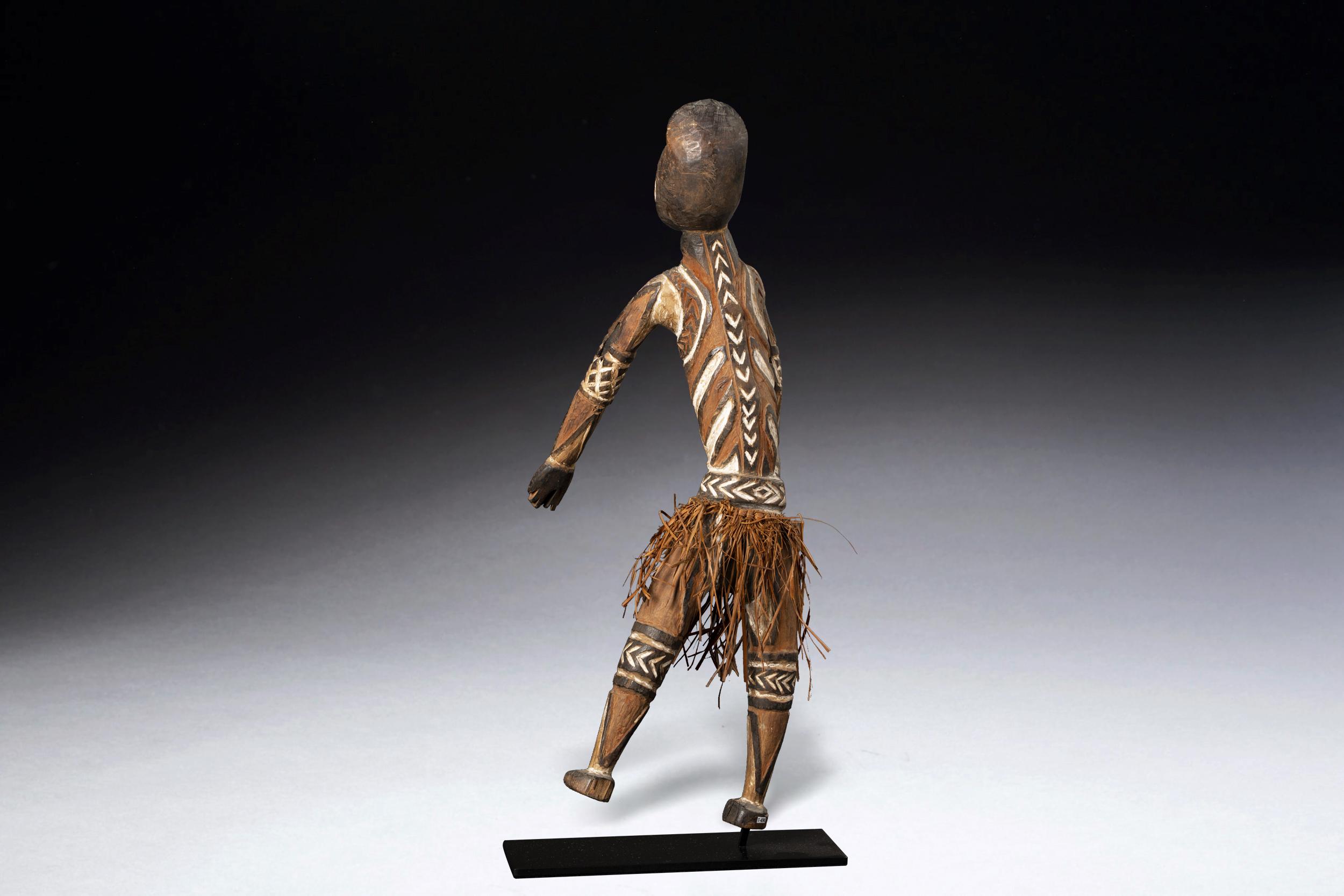 Kakame Spirit Figure