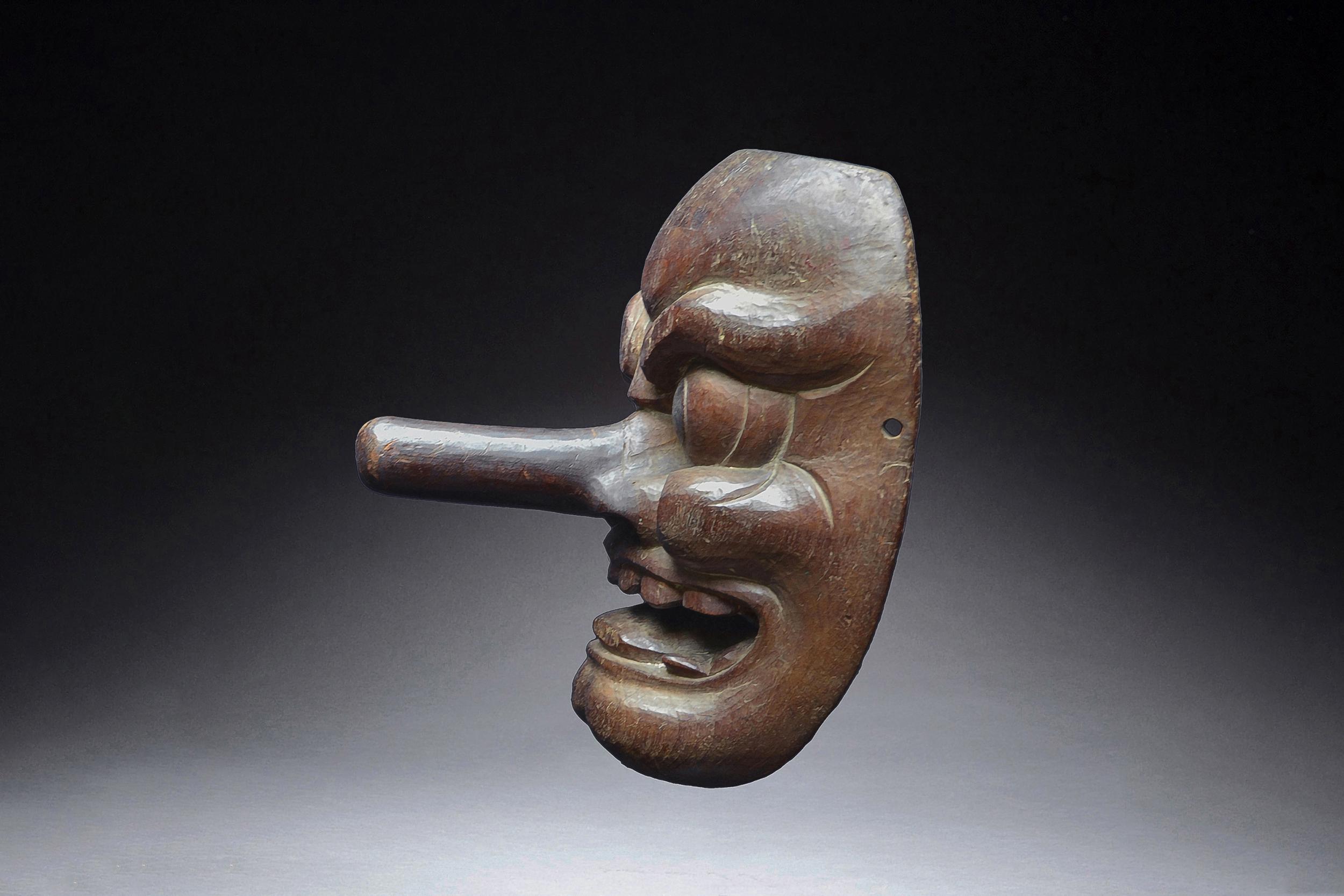 Japanese Tengu Mask