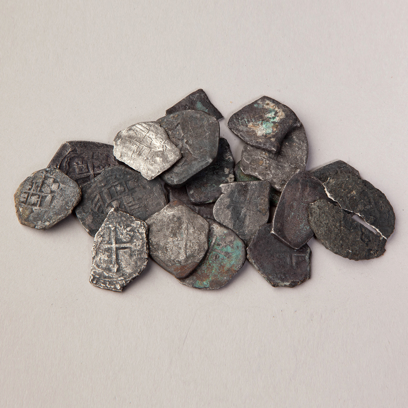 21 PIECES OF EIGHT