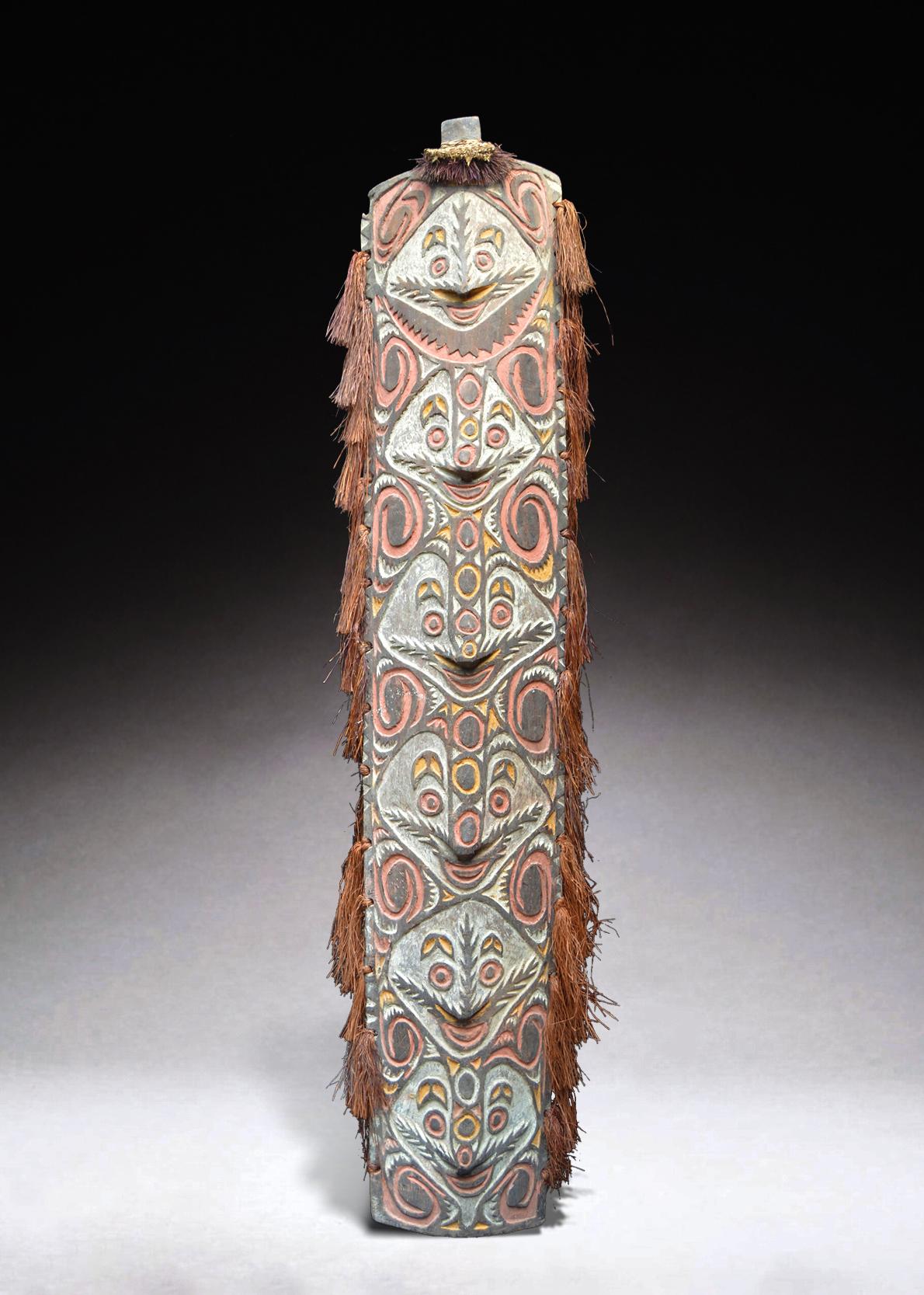 A Fine Old Yuat River Shield