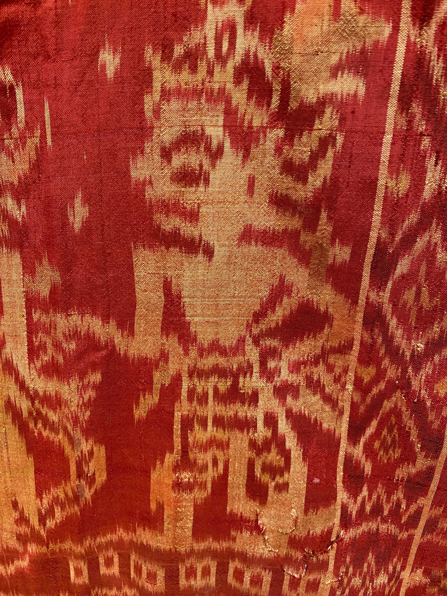 Ceremonial cloth Saput Endek