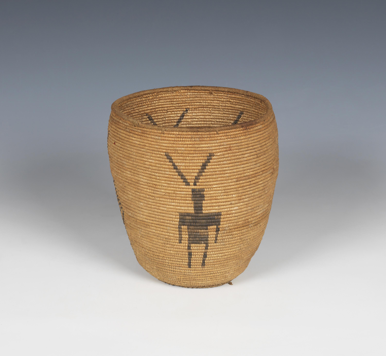 """Hare Spirit"" Basket"