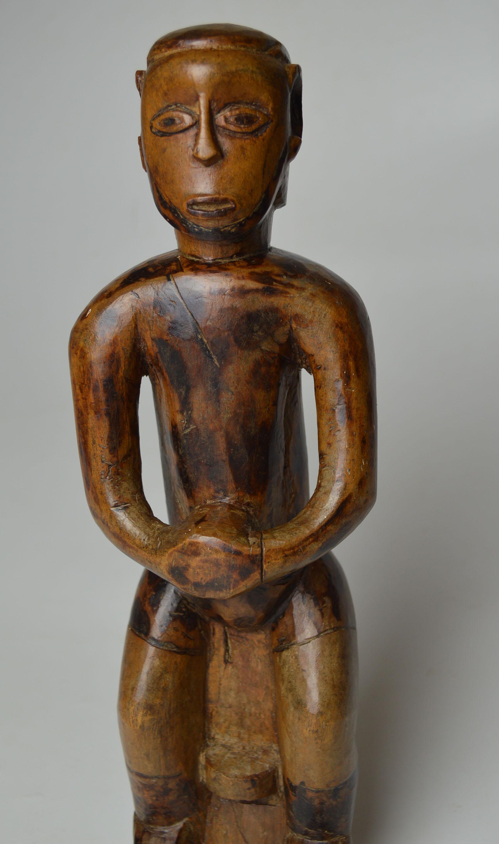 Congo Colon figure