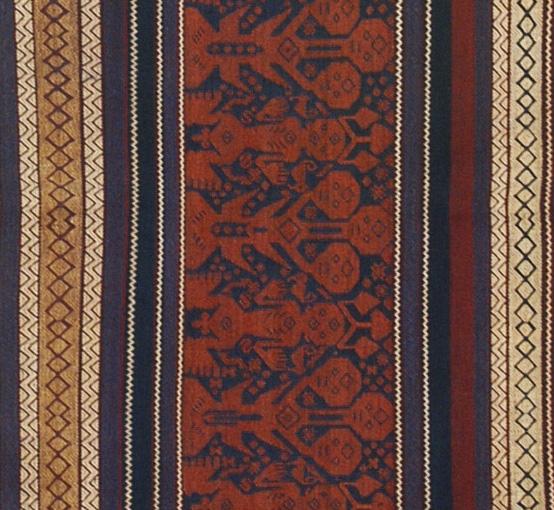 Ceremonial cloth 1763