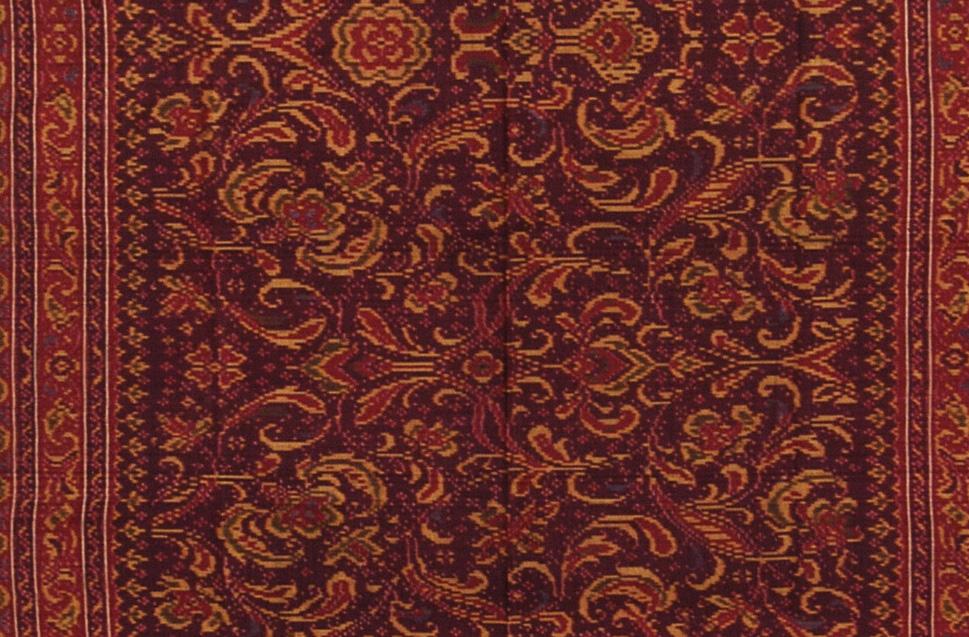 Kain Songket Limar 1784