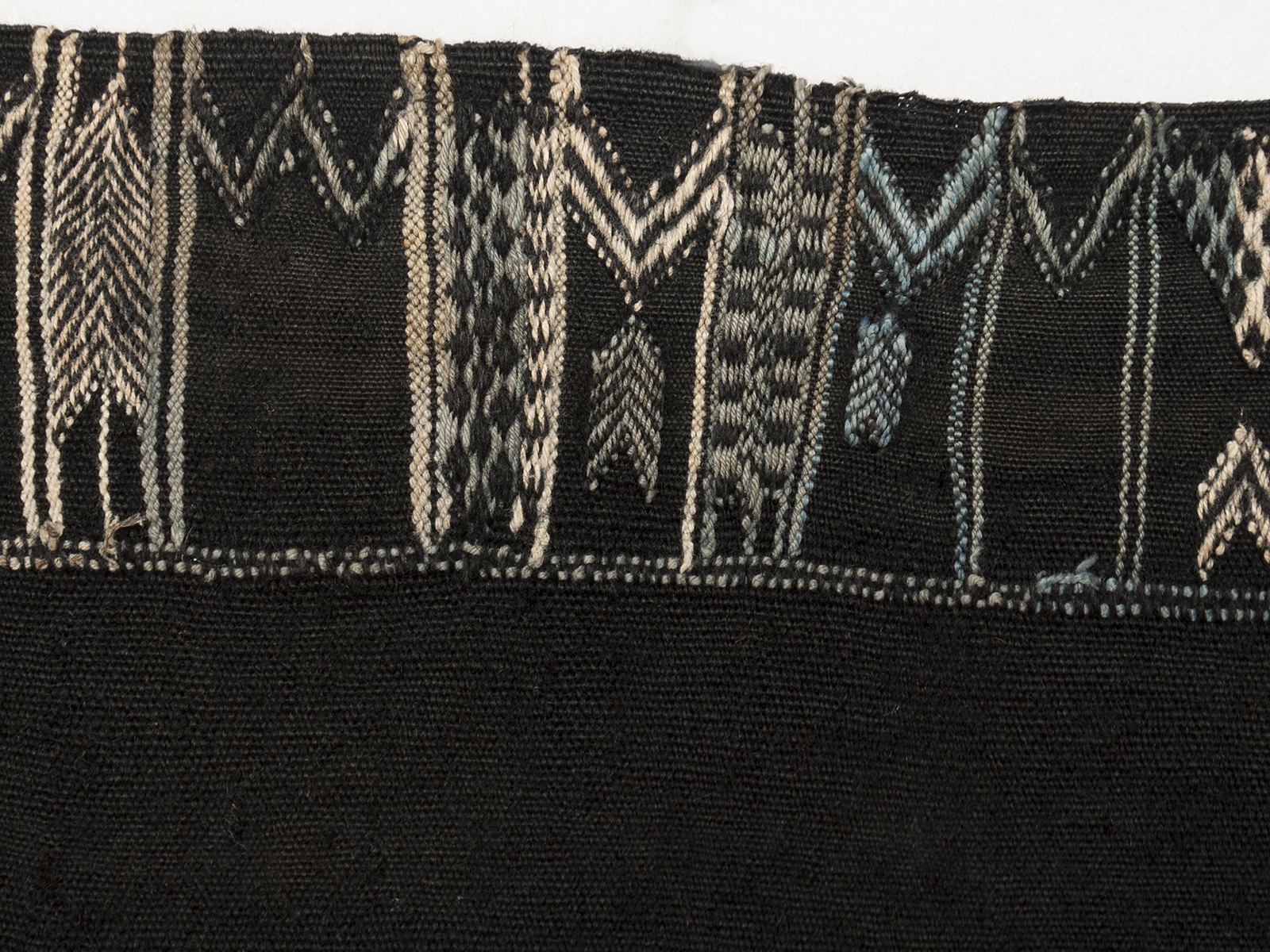 """""""Baknough"""" (woman's head covering)"""