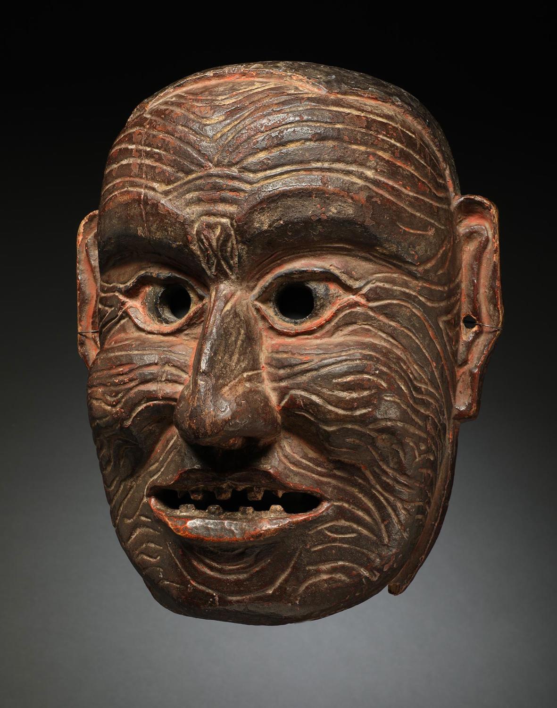 Ceremonial Mask