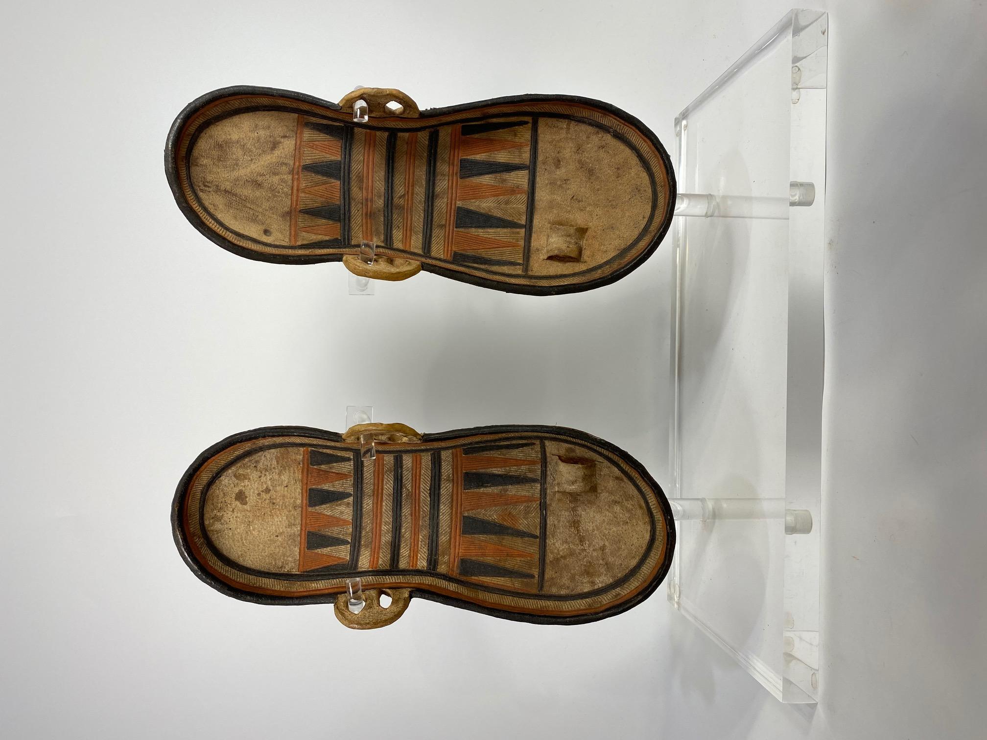 Hide Men's Sandals