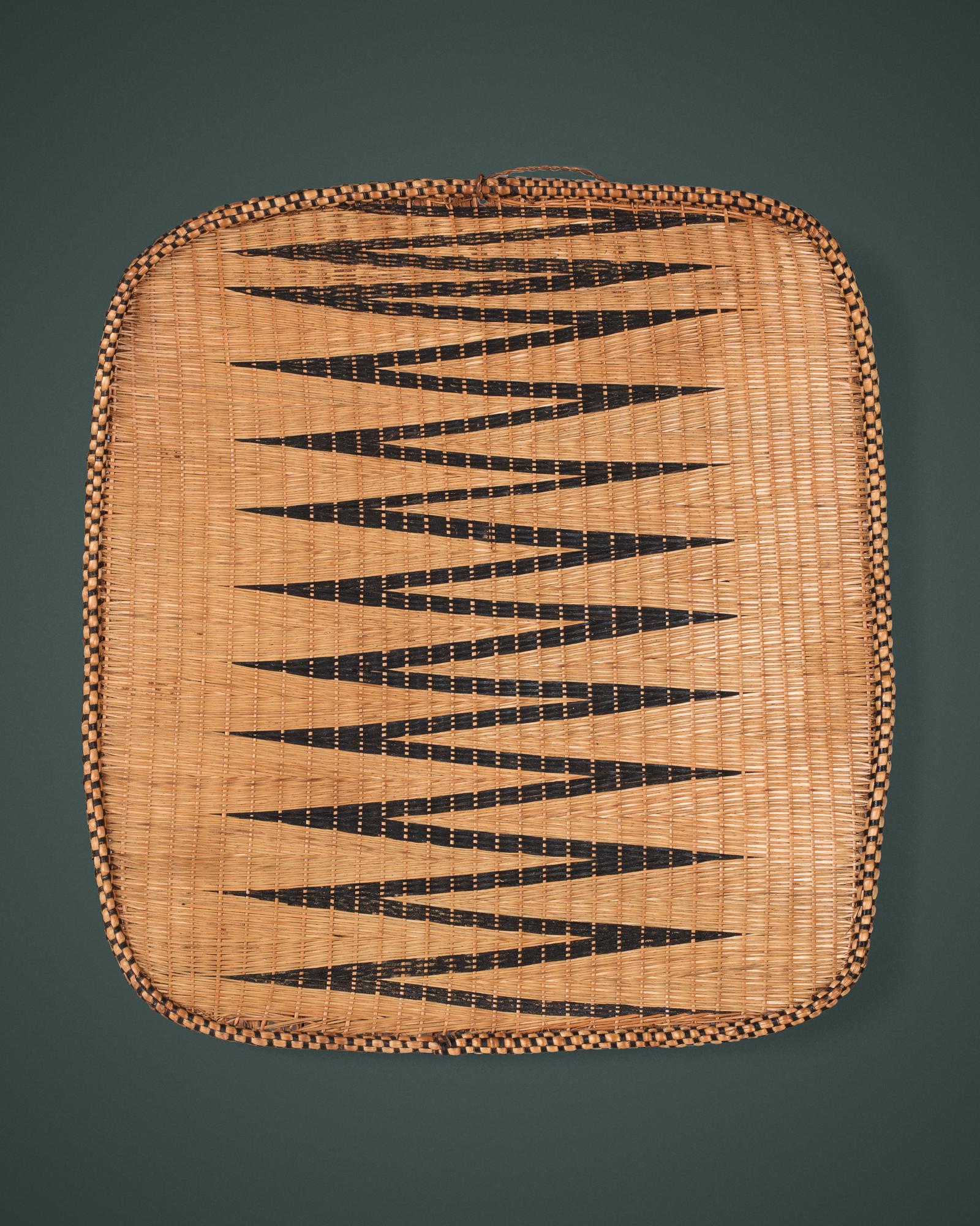 A Finely Woven Inkoko Platter
