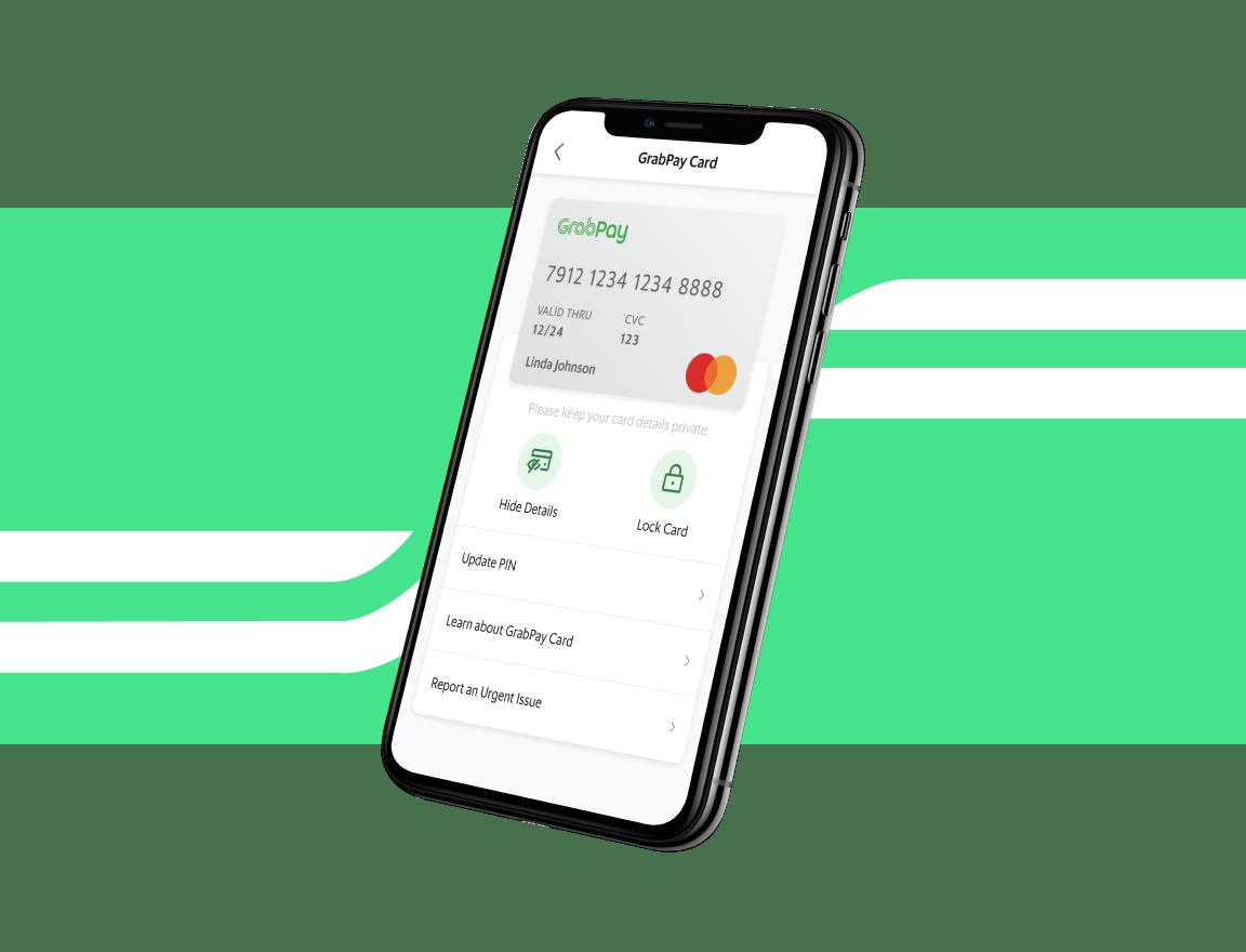 GrabPay mobile app
