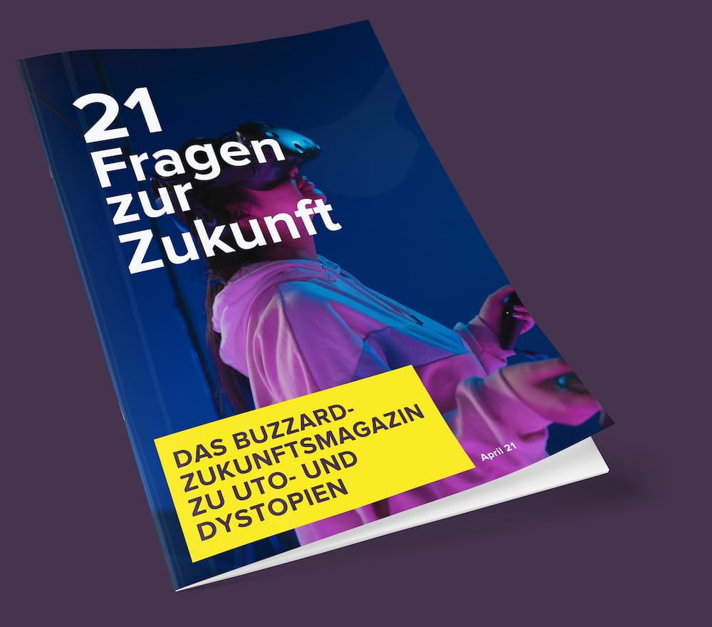Buzzard 21 Fragen zur Zukunft