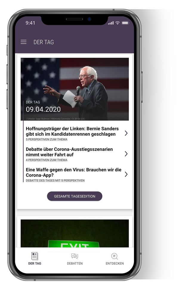 Buzzard mobile App