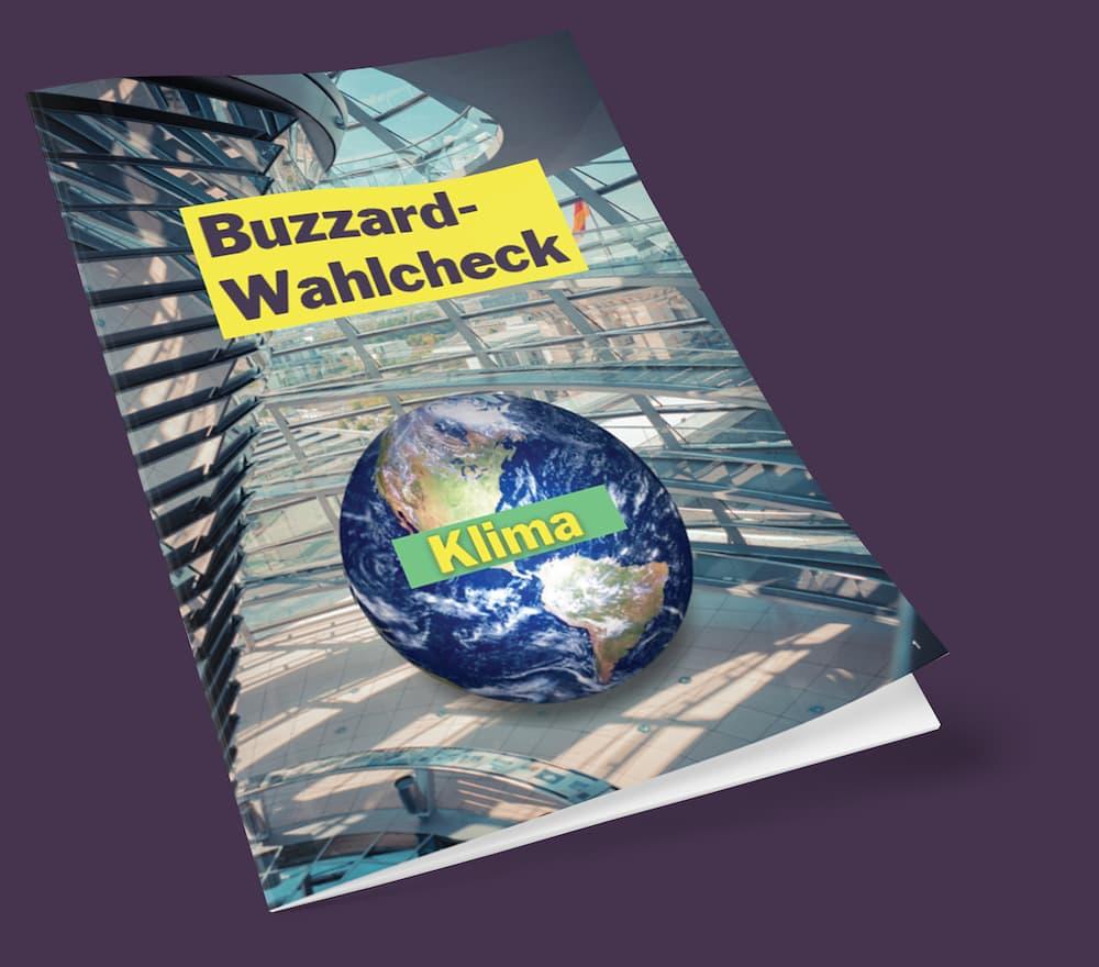 Buzzard-Wahlcheck PDF Newsletter