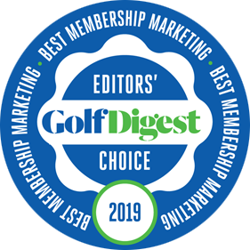 Golf Digest Award 2019
