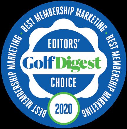 Golf Digest 2020 Editors' Choice