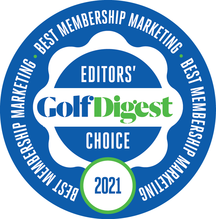 Golf Digest Award 2021