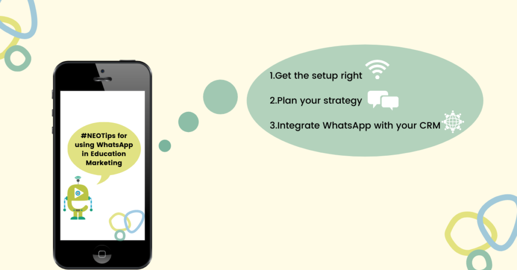 whatsapp in Education Marketing and Recruitment 3