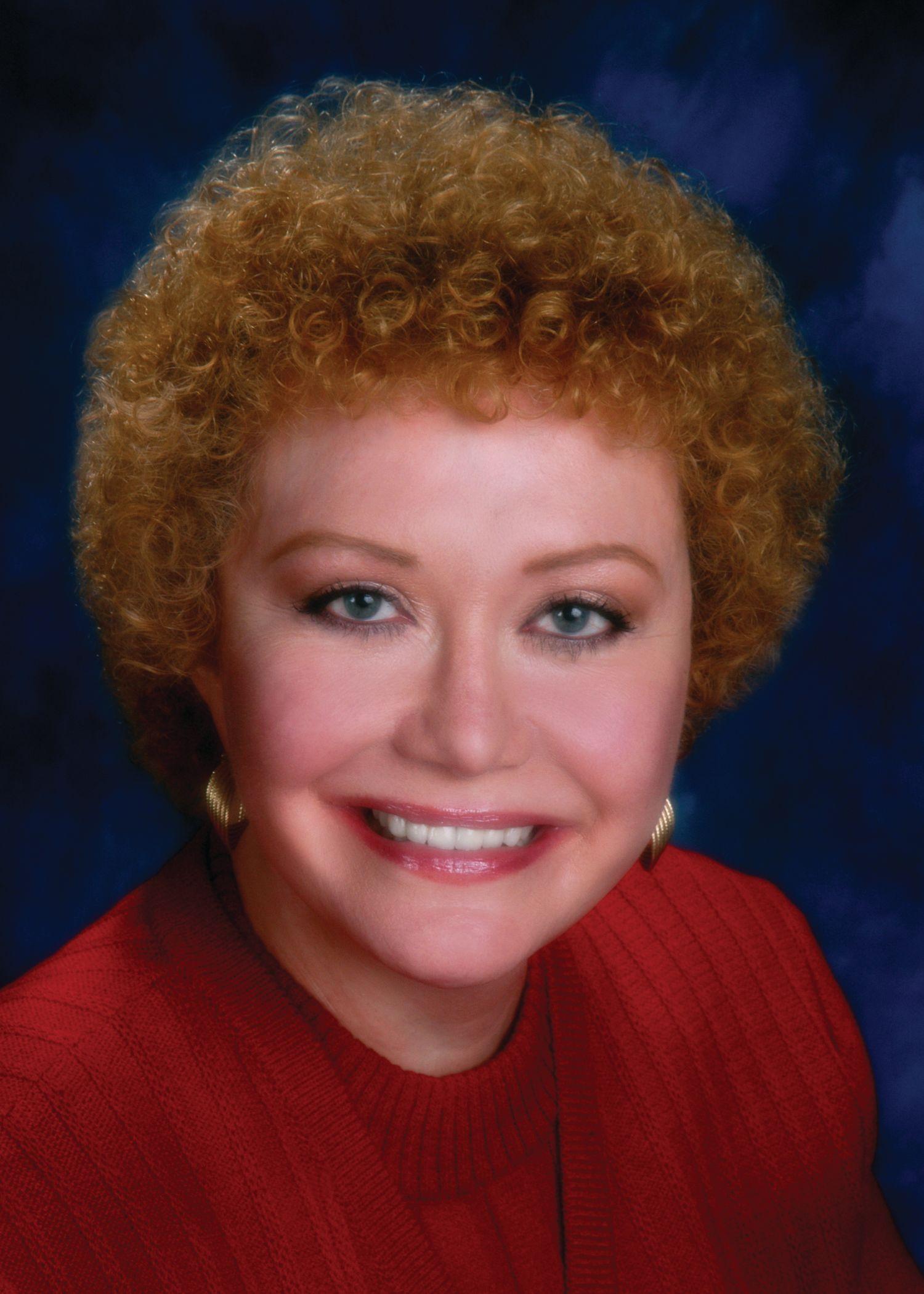Dr Marguerite B. McDonald