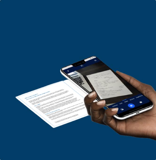 Document scanner app case study - Designwings