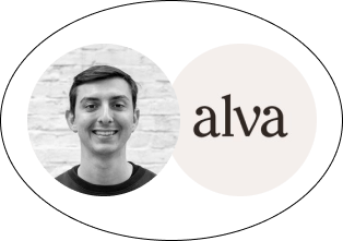 Image of Alva co-founder Phil