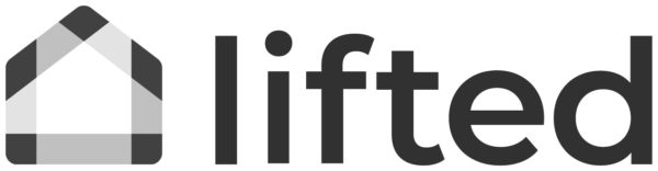 Lifted care startup logo