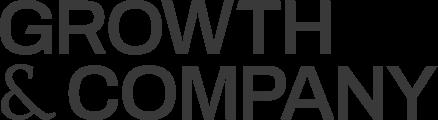 Growth & company startup logo