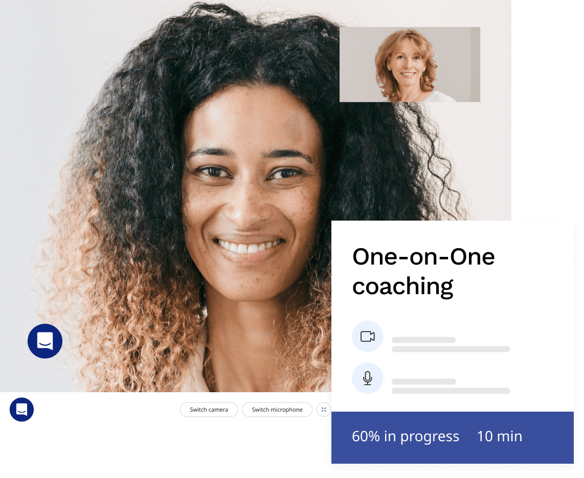 Improve your leadership development with one-on-one coaching