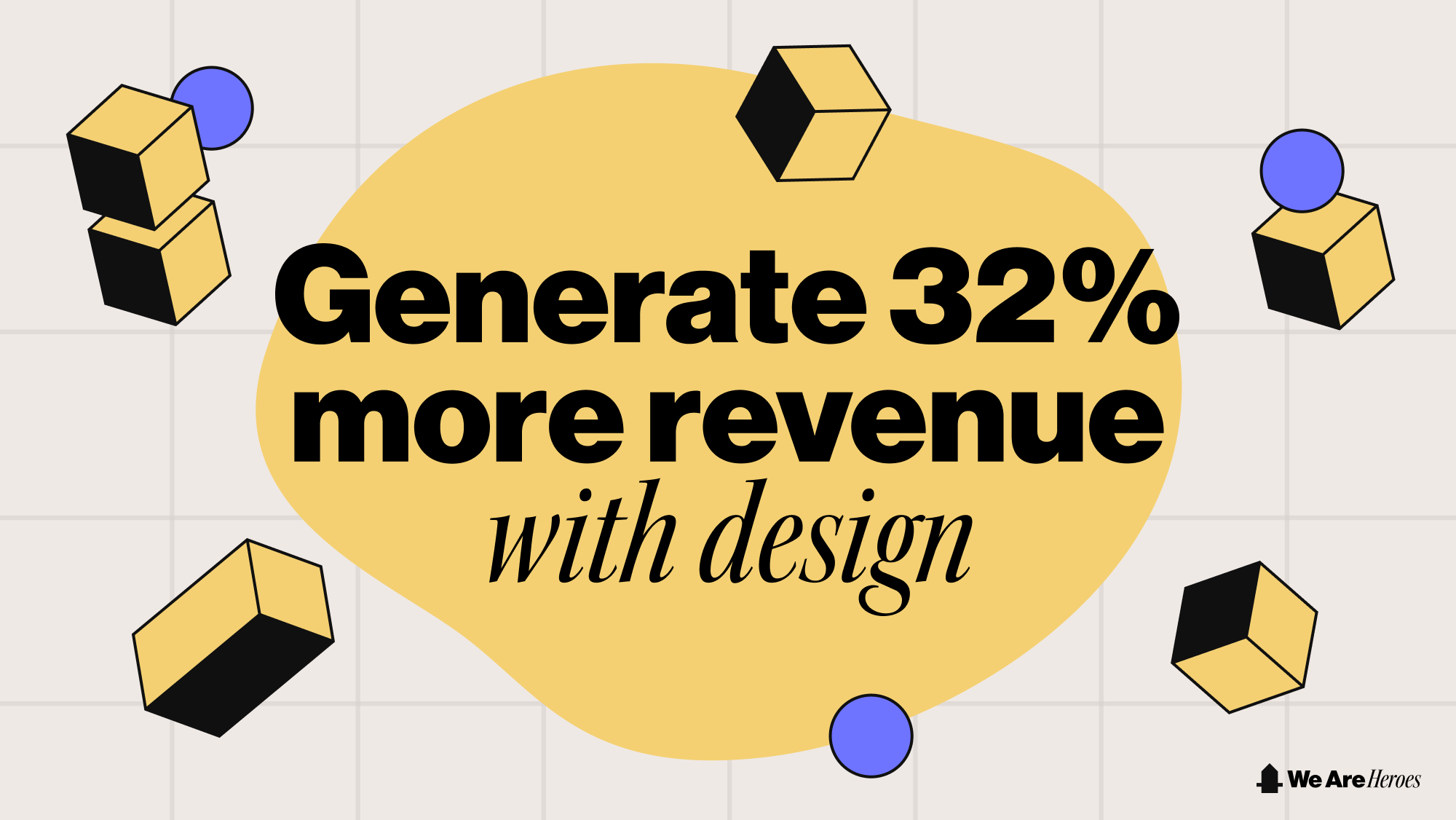 One of the many benefits of investing in design for your business