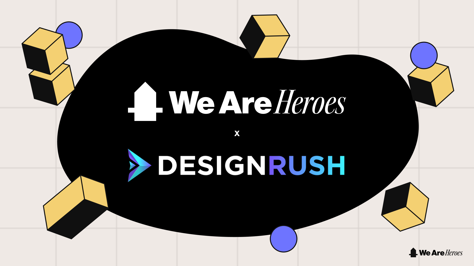 Thanks to Design Rush for listing We Are Heroes as a top digital agency in the UK