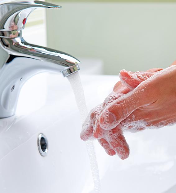 Study: Regular Handwashing Reduces Personal Risk of Acquiring Seasonal Coronavirus Infection