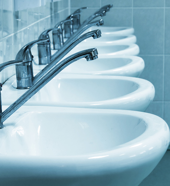New hand washing stations to help fight hygiene-related diseases