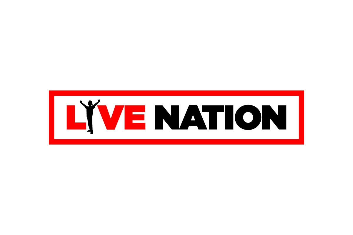 Live Nation Canada Logo